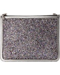 Alexander McQueen Double Pouch Cosmetic Case - Lyst