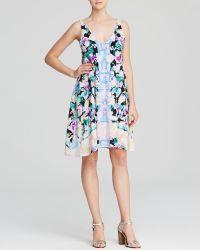 Nanette Lepore Dress - Wildflower - Lyst