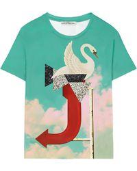 Mary Katrantzou J For Jazzy T-shirt - Lyst