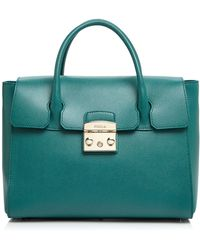 Furla - Medium Metropolis Satchel - Lyst