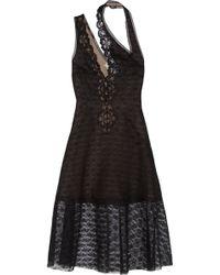 Stella McCartney Caroline Cutout Lace Dress - Lyst