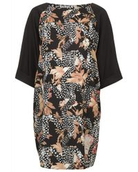 Topshop Womens Maternity Toile Star Print Dress Multi - Lyst