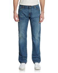 Dolce & Gabbana Straight-Leg Jeans - Lyst