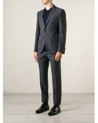 Christian Lacroix Gray Two-piece Suit - Lyst