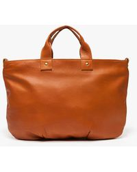 Clare V. Messenger In British Tan - Lyst