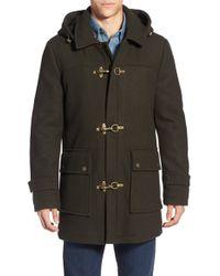 Pendleton - 'knob Hill' Wool Blend Toggle Coat - Lyst