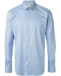Armani Classic Shirt - Lyst