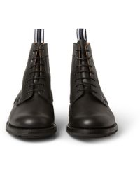Oliver Spencer | Leather Boots | Lyst