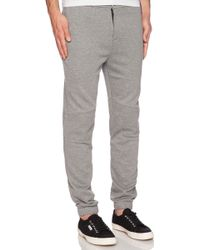 Ourcaste Gray Brody Sweatpants - Lyst
