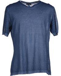 Luca Larenza - T-shirt - Lyst