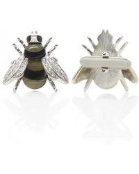 Simon Carter Darwin Bee Cufflinks - Lyst