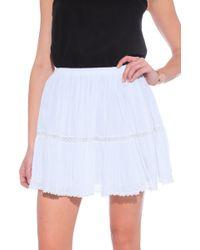 MASSCOB Balearia Skirt - Lyst