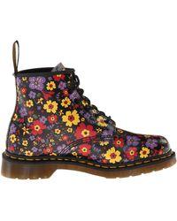 Dr. Martens 101 6eye Boot - Lyst