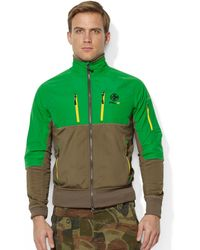 Ralph Lauren - Polo Rlx Color-blocked Track Jacket - Lyst