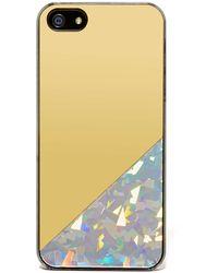 Nasty Gal - Zero Gravity Lux Iphone 5 Case - Lyst