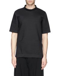 Song For The Mute Bonded Jersey T-Shirt - Lyst
