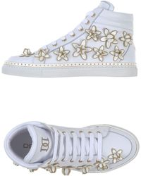 DSquared² High-Tops & Trainers - Lyst