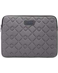 Marc By Marc Jacobs Crosby Laptop Case gray - Lyst