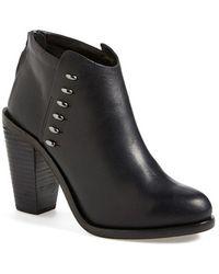 Rag & Bone 'Alwyn' Leather Ankle Boot - Lyst
