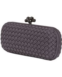 Bottega Veneta Large The Knot Classic Woven Grosgrain - Lyst