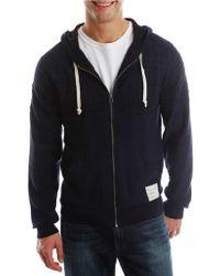 Lucky Brand - Hooded Sweatshirt - Lyst