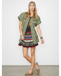 Denim & Supply Ralph Lauren Military Vest - Lyst