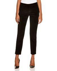 Nydj | Corynna Velvet Ankle Pants | Lyst