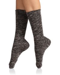 Falke Textured Socks - Lyst