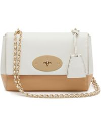 Mulberry Beige Lily - Lyst