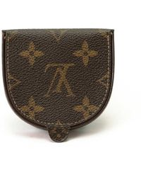Louis Vuitton Pre-owned Coin Purse - Lyst