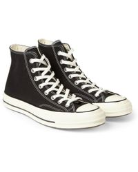 Converse First String Chuck Taylor Canvas High Top Sneakers - Lyst