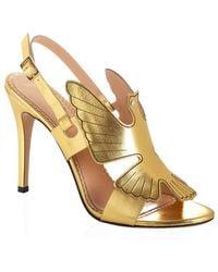 Charlotte Olympia High Spirits Sandals - Lyst