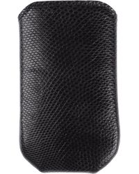 Zagliani Cell Phone Case - Lyst