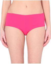 Marlies Dekkers Pink Rosary Shorts - Lyst