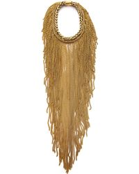 Bex Rox - Maasai Long Chain Necklace - Lyst