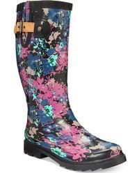 Chooka - Top Solid Parisian Girl Rain Boots - Lyst