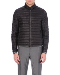 Moncler Quilted Shell Jacket - For Men - Lyst