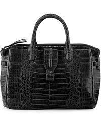 Nancy Gonzalez Small Crocodile Tote Bag - Lyst