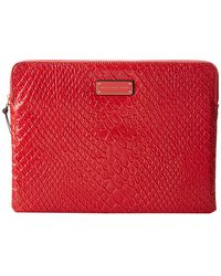 Marc By Marc Jacobs Jellysnake Colorblocked 13 Computer Case - Lyst