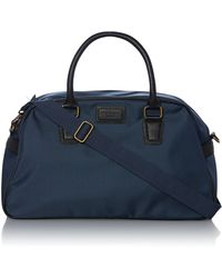 Ted Baker Nylon Holdall Bag - Lyst