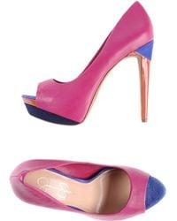 Jessica Simpson Court pink - Lyst