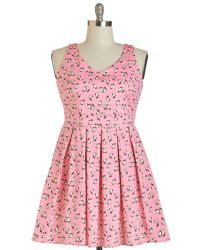Ixia Bookmaking Brunch Dress In Dogs - Lyst