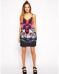 Greylin Paola Sunset Dress - Lyst