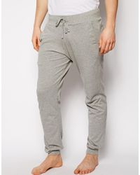 French Connection - Lounge Pants Tshirt - Lyst