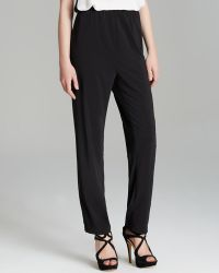 Alice + Olivia Alice Olivia Pants Sheer Side Panel - Lyst