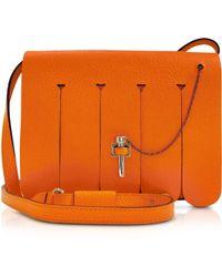 Carven Malher Fringe Bag - Lyst