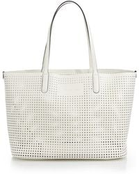 Marc By Marc Jacobs Metropolitote Perforated Tote - Lyst