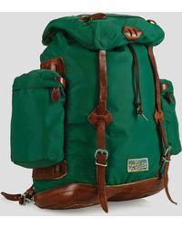 Ralph Lauren Polo Nylon Backpack - Lyst
