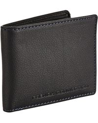 French connection Leather Wallet - Lyst