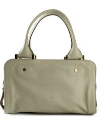 Chloé Small Classic Tote Bag - Lyst